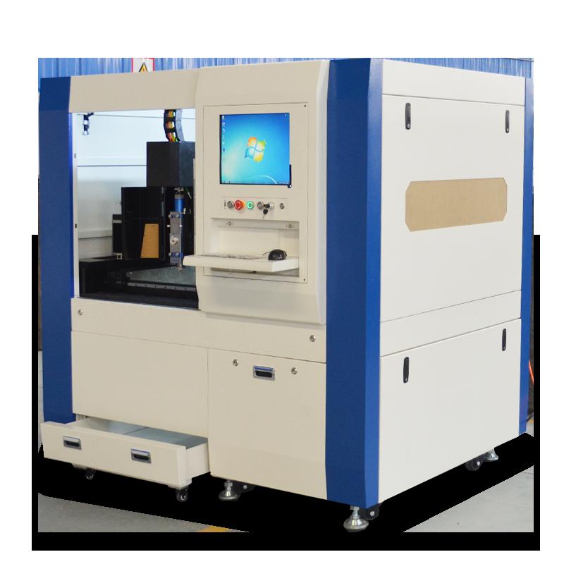 Precise Fiber Laser Cutting Machine (3)
